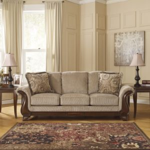 "Sofa ""Lanett – Barley"" 44900-38-SET"